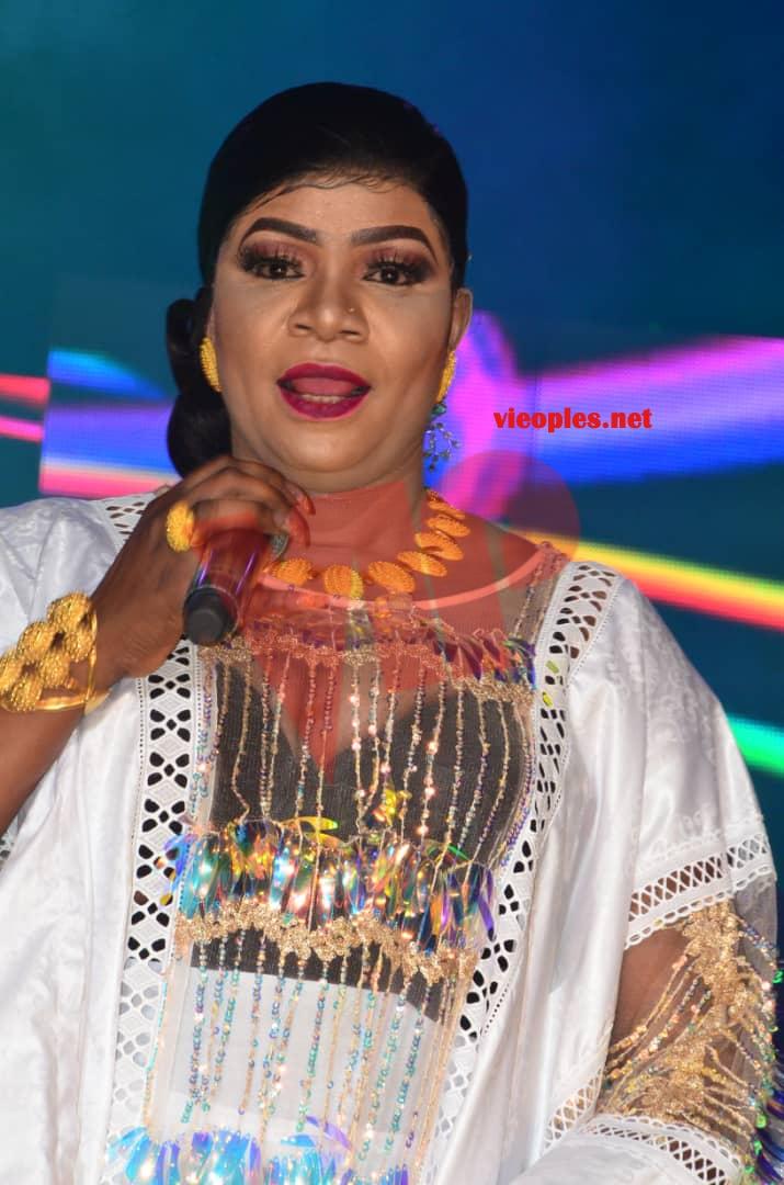 GRANDTHEATRE: Daba Seye dans ses différentes facettes.