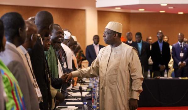 Surpression du poste de PM : Macky Sall consulte ses partisans et alliées