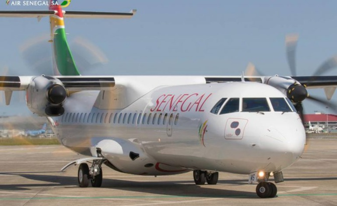 Air Sénégal : le vol de ce lundi matin encore en retard
