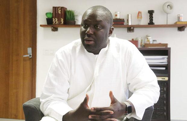 Abdou Karim Fofana : « En réalité, j'ai en charge le Ministère du changement des comportements »