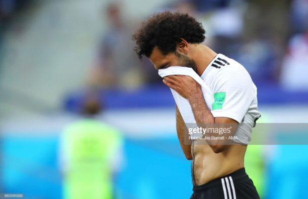 Mohamed Salah Ne Veut Plus Continuer Avec Liverpool