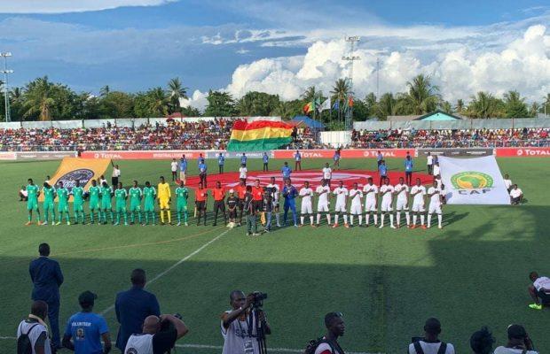 Can U17 : Le Sénégal épingle la Guinée pour fraude sur l'âge