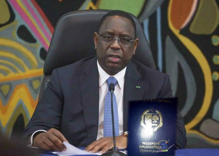 Retrait des passeports diplomatiques: Voici la liste des personnes ciblées par Macky Sall