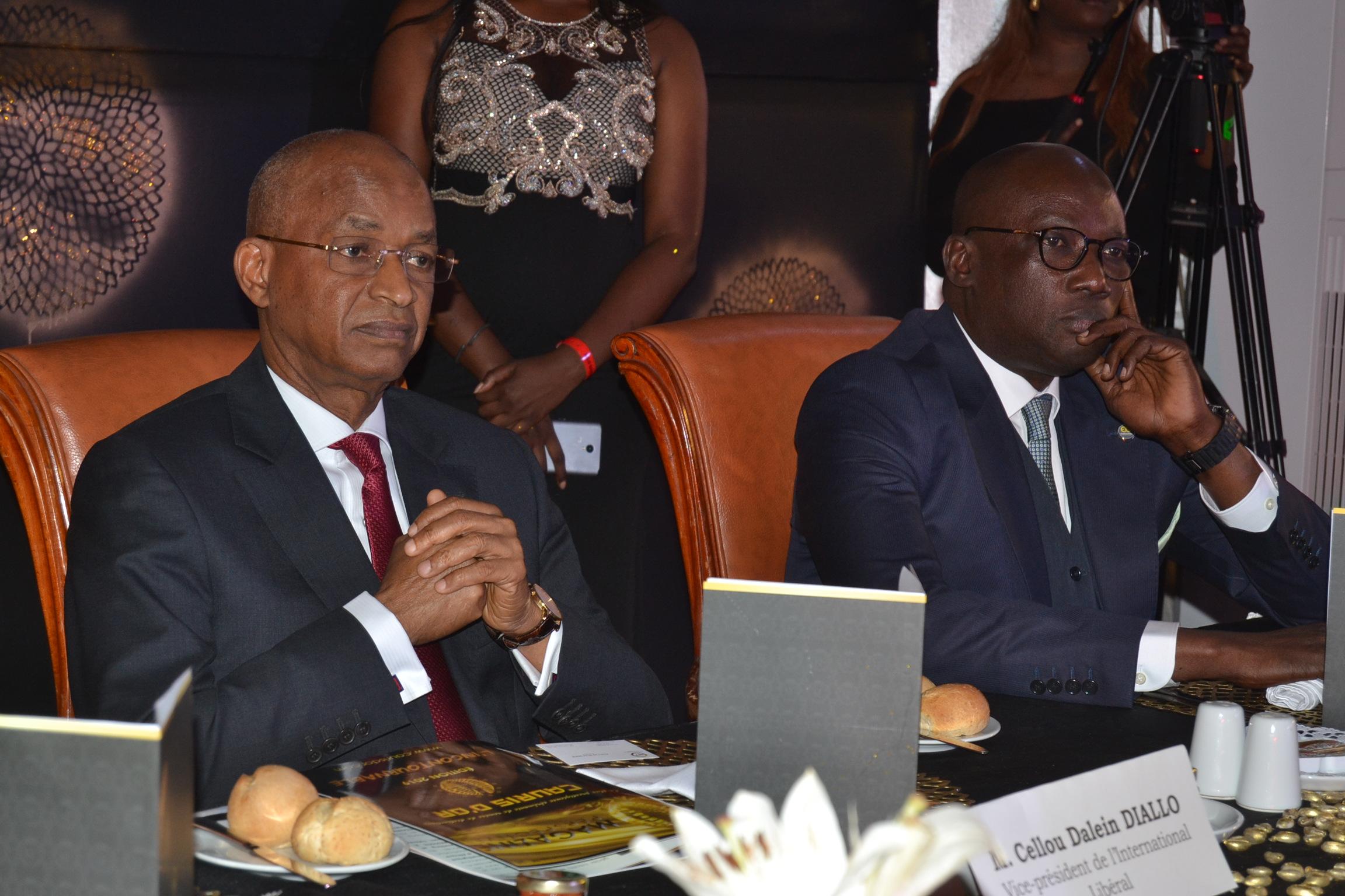 CAURIS D'OR 2019,  200 IMAGES: L'intégralité des images de la plus prestigieuse cérémonie de remise de distinctions en Afrique de l'Ouest.