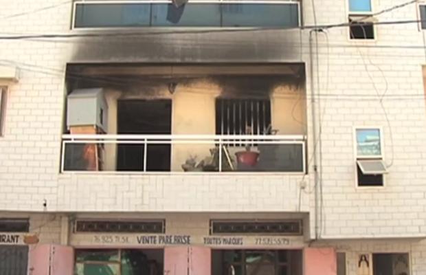 Zone de Captage : meurent asphyxiés dans leur appartement, Les derniers instants des Trois enfants