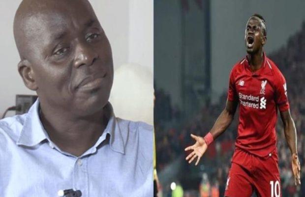 Qualification de Liverpool : Sadio Mané répond au journaliste de Walf Cheikh Tidiane Gomis