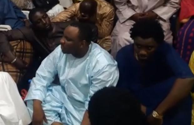 Vidéo: Rappel à Dieu de Cheikh Béthio, les condoléances de Wally Seck Chez le fils aîné du Cheikh