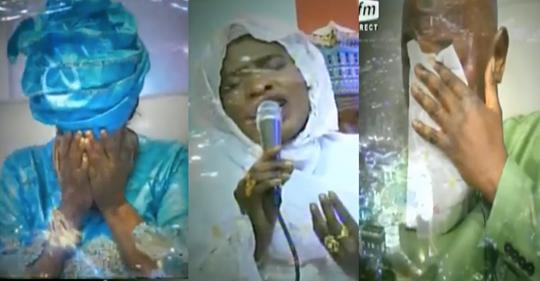 Vidéo: Moment émotionnel, Aïda Faye Baye fait pleurer tout le plateau de Quartier Général