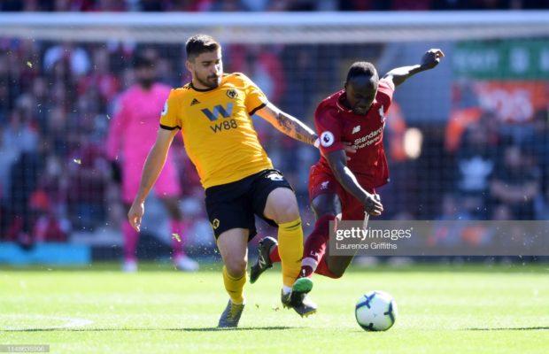 Vidéo Liverpool : Sadio Mané met un doublé contre Wolves , Regardez l'incroyable 2em but de Mané
