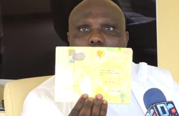 Affaire de son passeport diplomatique saisi : Lamine Faye dit ce qui s'est « réellement » passé