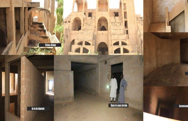 Touba : Visite guidée au Palais Ndiouga Kébé abandonné