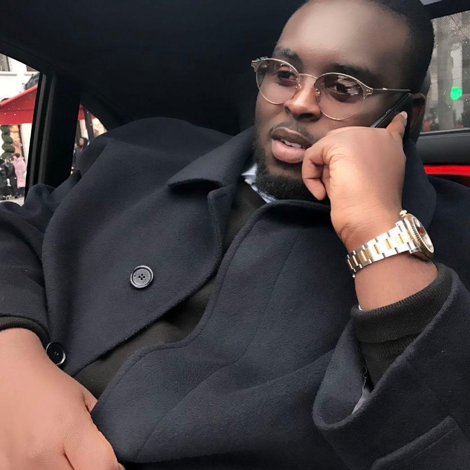 VIDEO: Regardez comment le fils de Macky, Amadou Sall est devenu un gentleman.