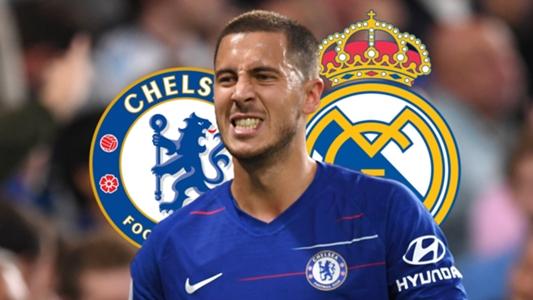 Eden Hazard (Chelsea) débarque au Real Madrid