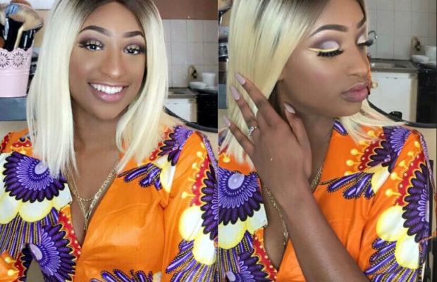 Fatou Mbaye la douce moitié de Kara Mbodji, présente les premières tendances de coiffures pour les fêtes