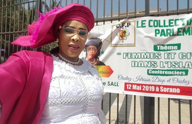CONFÉRENCE RELIGIEUSE DES FEMMES PARLEMENTAIRES: Mame Diarra Fam et Yéya Diallo se donnent en spectacle