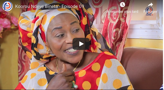 Koorou Ndeye Bineta - Episode 09