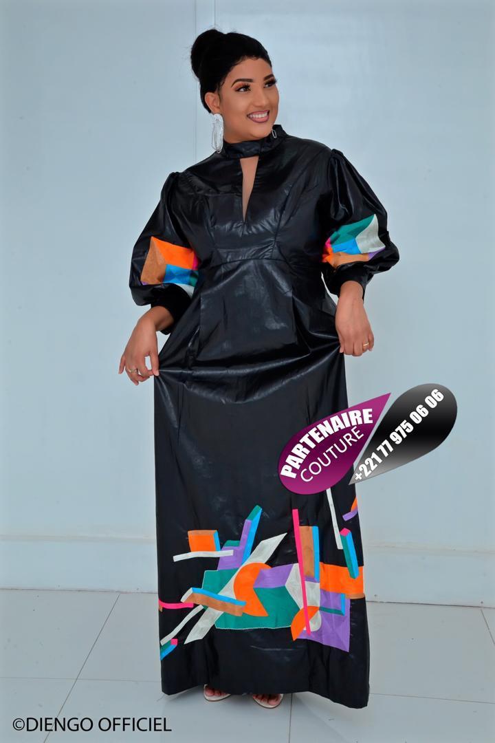MODE KORITÉ: Eva de Pod & Marichou et sa soeur reapparaissent sur la seconde collections de Bamba Partenaire Couture.