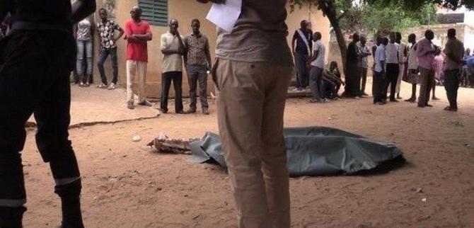 Un homme meurt en pleine rue à Grand-Yoff
