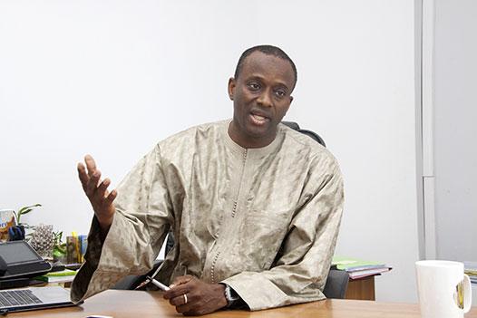 "Aboubacar Sedikh Bèye: "" Le port de Dakar a fait un bénéfice de 6 milliards en 2018"""