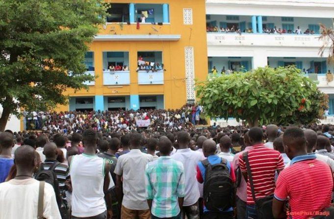 Inalilahi wa inna ilayhi raji'un: L'étudiant Mamadou Abdou Bâ vient finalement de rendre l'âme