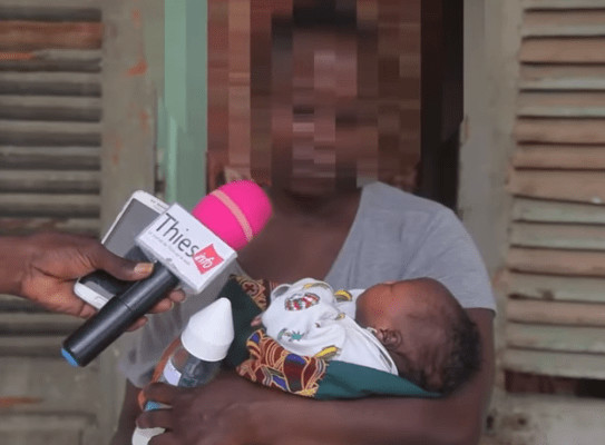 Keur Massar: Une déficiente mentale abandonne son nouveau-né dans un bâtiment en construction