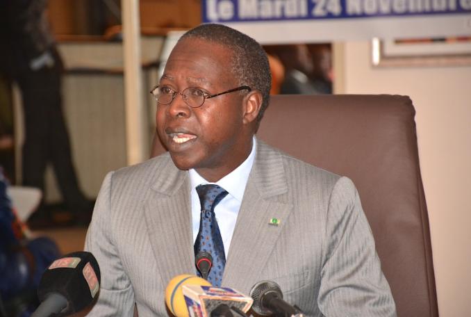 Mouhammed B. A. Dionne : Responsabilités et services rattachés au S/G de la Présidence
