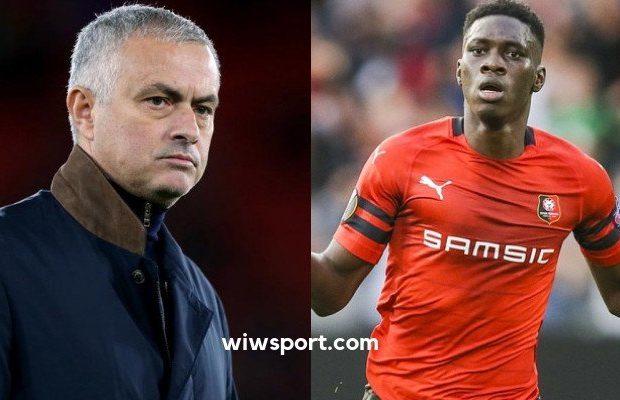 Jose Mourinho : « Ismaila Sarr a un gros potentiel et ressemble à Ousmane Dembélé »
