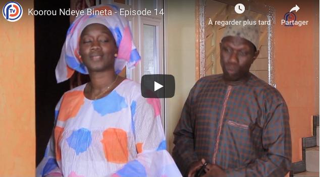 Koorou Ndeye Bineta - Episode 14