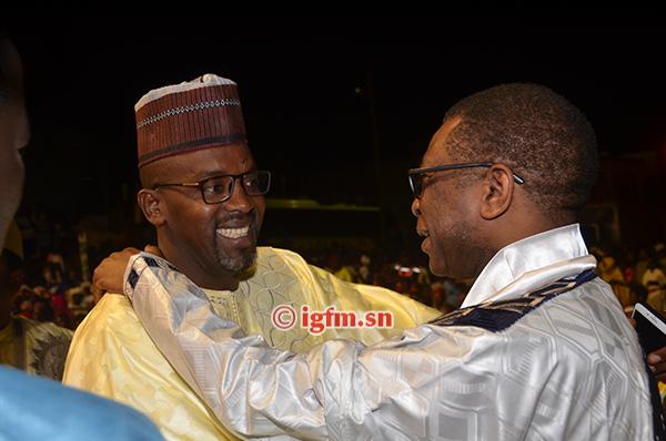 Cérémonie d'ouverture du Festival Salam 2019: à peine revenu de paris, Youssou Ndour débarque à la Bayale de Pikine Icotaf