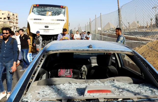 17 TOURISTES BLESSÉS DANS UN ATTENTAT EN ÉGYPTE, À UN MOIS DE LA CAN