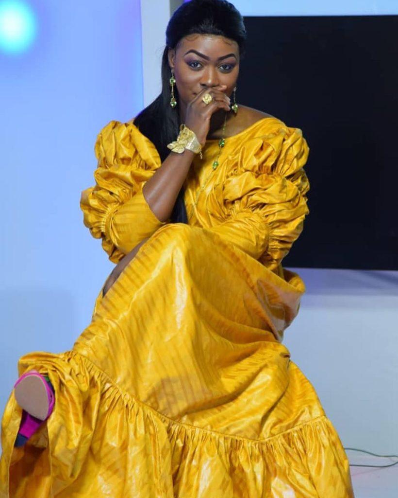 La perfection de Khady Ndiaye Bijou sur le Plateau de QG