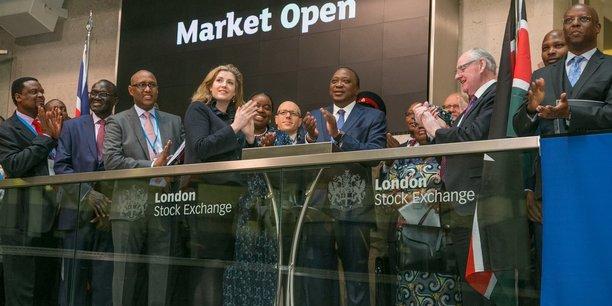 Bourse : en quête d'IPO africaines, Londres organise une tournée sur le Continent