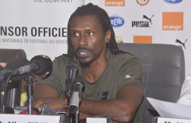 Aliou Cissé : « Nous faisons partie des favoris de la compétition mais »