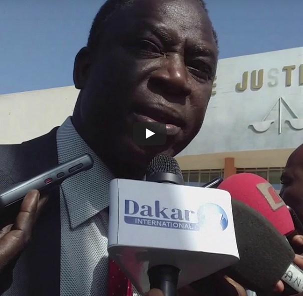 Vidéo – Déclaration de THIONE SECK après la décision du juge : « Ils m'ont pris 85 millions, ont sali mon nom et bousillé ma santé… »