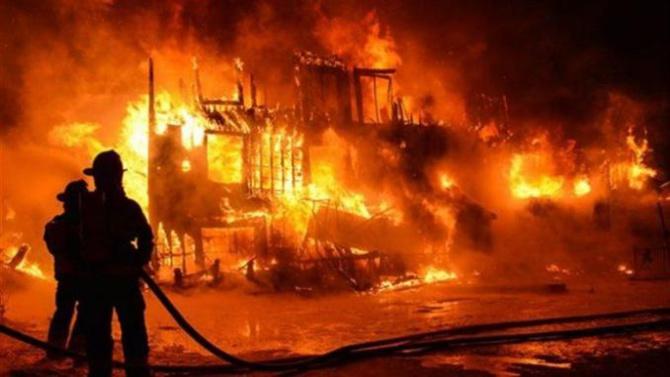 Fass Delorme : un enfant de 5 ans tué dans un violent incendie, 3 blessés graves