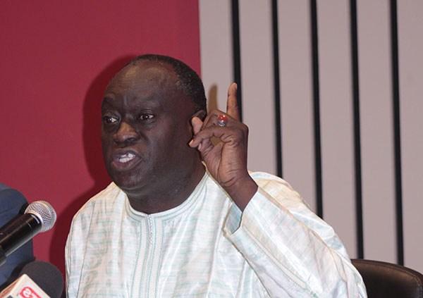 Me El Hadji Diouf : « le cas de Khalifa Sall est strictement pareil à celui de Thione Seck »