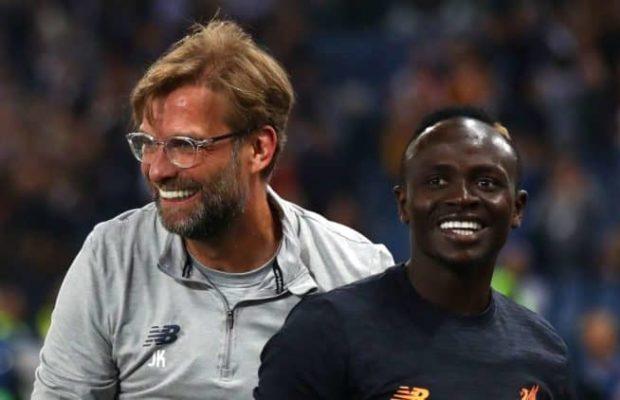 Liverpool: Le Barça, même Klopp n'y croyait pas selon Sadio Mané