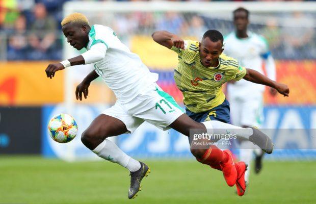 Vidéo: BUT DE IBRAHIMA NIANE! Colombie 0-1 Sénégal 