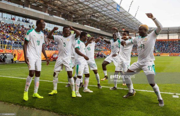 Le Sénégal valide son ticket pour les huitièmes de finale.