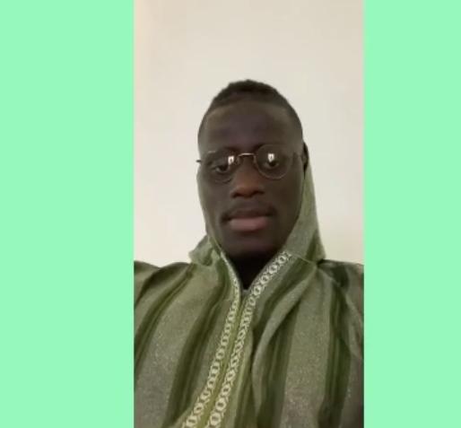 Ramadan Kara Mbodjà Dakar, demande pardon à tout le monde.
