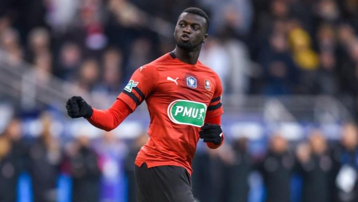 Mbaye Niang signe un contrat de quatre ans en faveur de Rennes