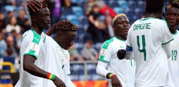 Mondial U 20 : Le Sénégal affronte le Nigéria, lundi à 18h30, en 8es