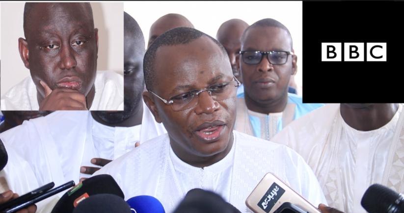 AFFAIRES ALIOU SALL BBC : Le ministre Matar Ba dénonce la calomnie et la méchanceté