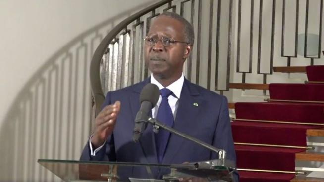 FAKE NEWS: Mahammad Boun Abdallah Dionne,Secrétaire Général de la présidence de la République évacué à Paris