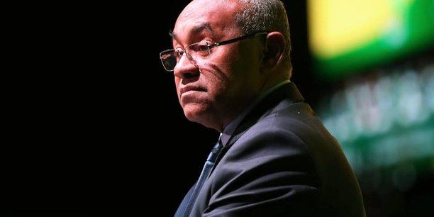 CAF : à ce stade, pas de poursuites contre Ahmad Ahmad