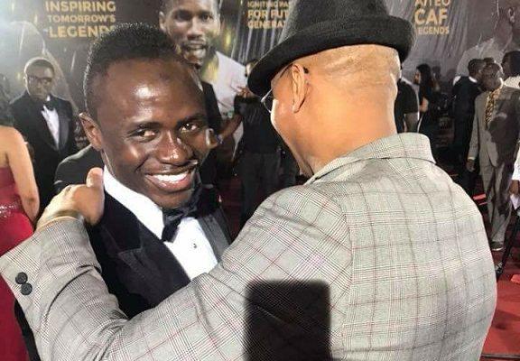 Remise de drapeau: El Hadji Diouf à Sadio Mané « il doit montrer aux concurrents il est le meilleur »