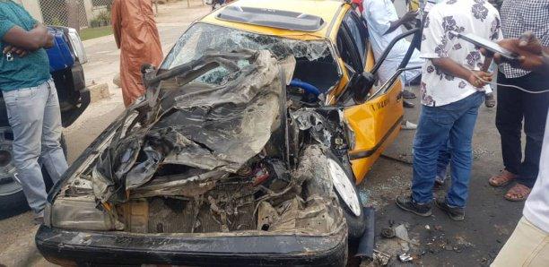 Rao : un accident entre un taxi et un particulier fait un mort