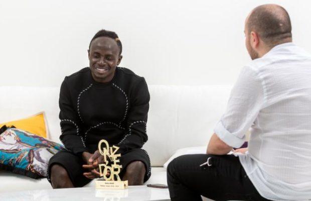 Sadio Mané fait son choix entre El Hadji Diouf, Ronaldinho et Didier Drogba