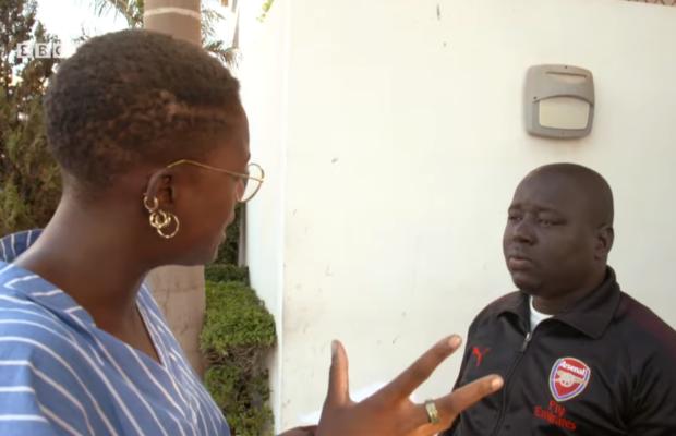 AFFAIRE ALIOU SALL : POURQUOI LA BBC A SORTI UNE NOUVELLE VIDÉO