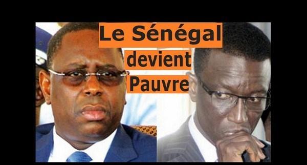 Exclusif- Macky paye cher le départ de Amadou Ba des Finances…Regardez Pourquoi